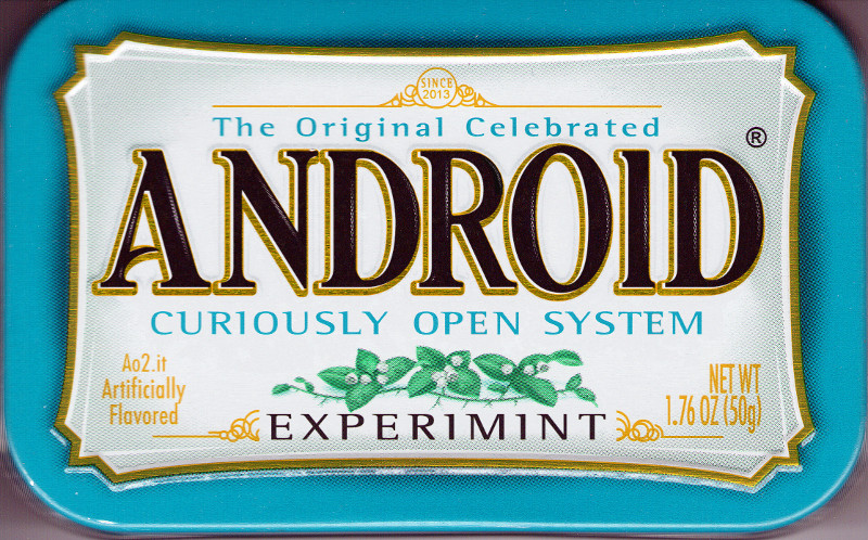 Android: Curiously Open System