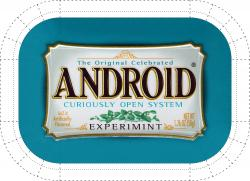 Android Blue Knock-Off
