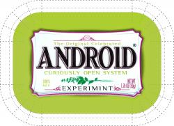 Android Green Knock-Off