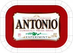 Antonio Red Knock-Off