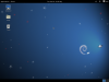Gnome 3 fall-back mode default look on Debian