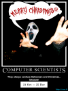Computer Scientists Halloween demotivational poster